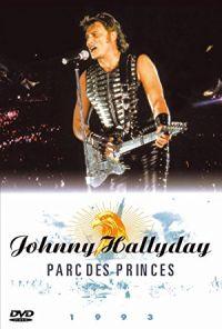 Cover Johnny Hallyday - Parc des Princes 1993 [DVD]